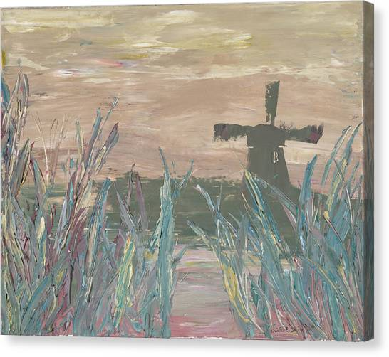 Friesland Breeze Canvas Print
