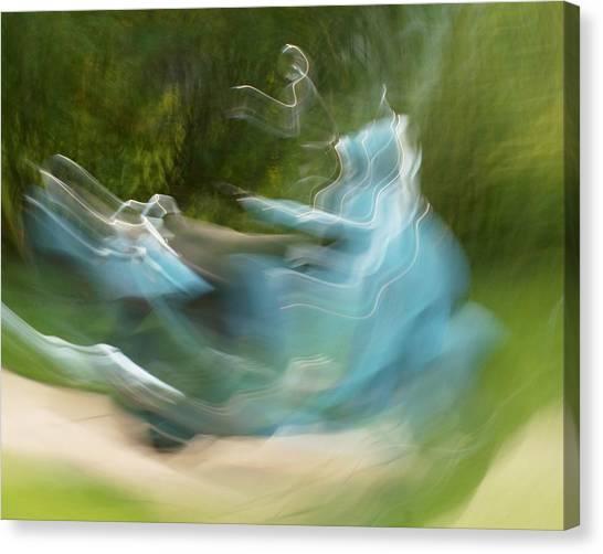 Oh Be Joyful Canvas Print