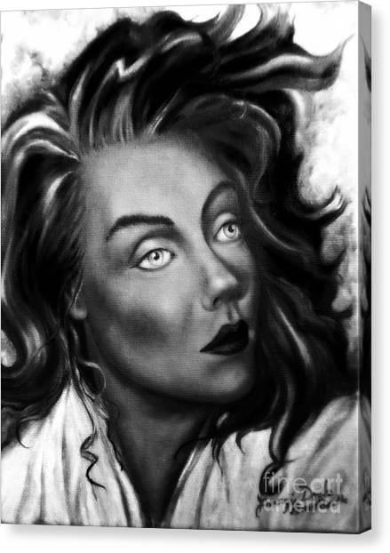 From Dusk Till Dawn Canvas Print