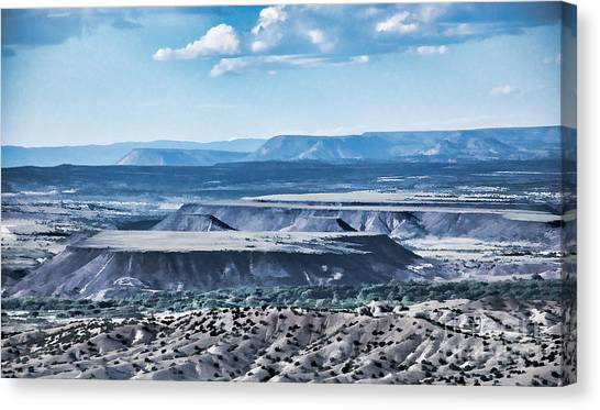 From Placitas Canvas Print