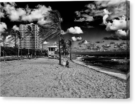 Ft Lauderdale  Canvas Print