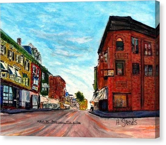 Fuller Building  Canvas Print