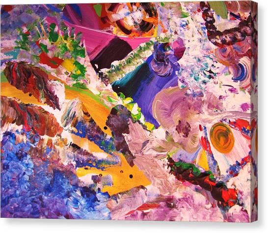 fun Canvas Print by HollyWood Creation By linda zanini