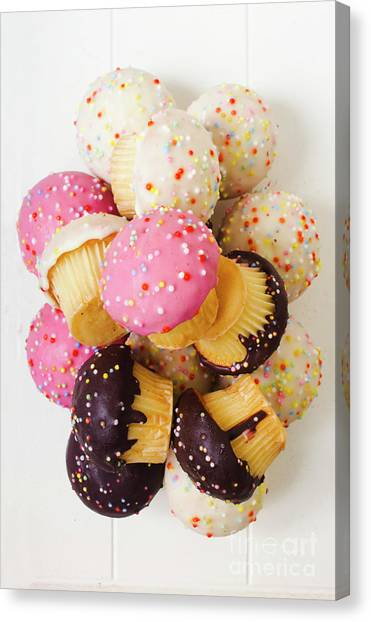 Iced Tea Canvas Print - Fun Sweets by Jorgo Photography - Wall Art Gallery