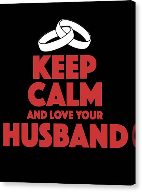 Bachelorette Canvas Print - Funny Love Husband Gift by Michael S