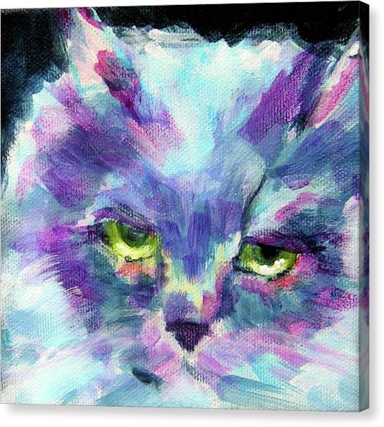 Furlah Canvas Print