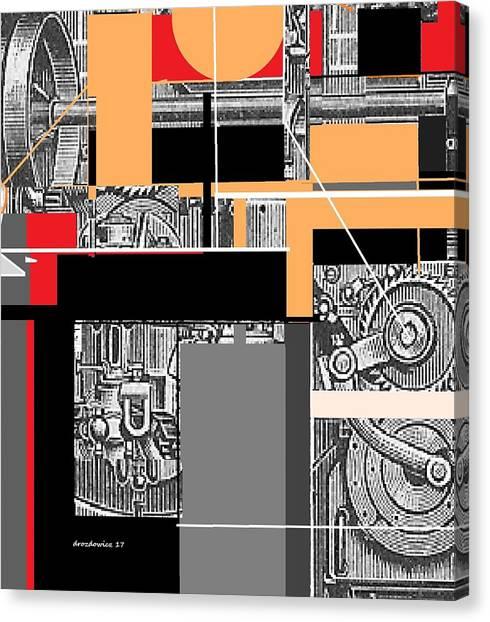 Furnace 2 Canvas Print