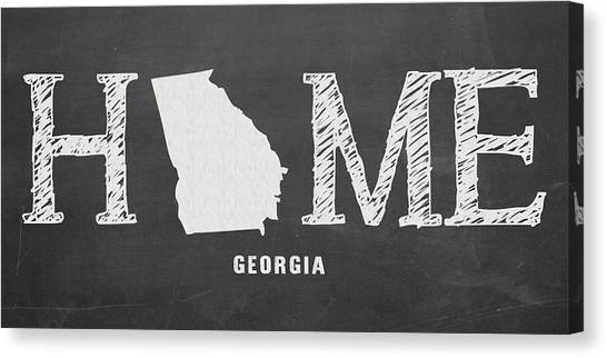 Sun Belt Canvas Print - Ga Home by Nancy Ingersoll