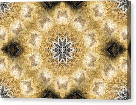 Galaxia Canvas Print