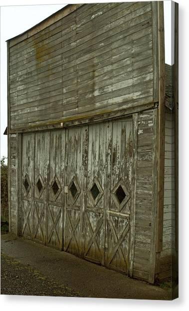 Garage Doors Canvas Prints Page 21 Of 24 Fine Art America