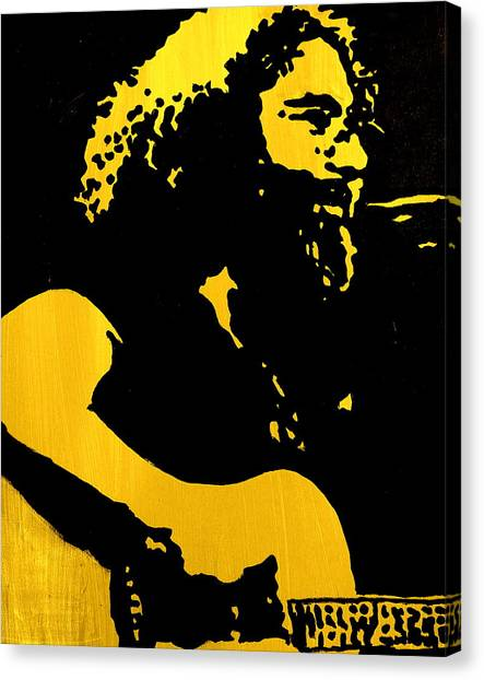 Garcia Canvas Print by Gayland Morris