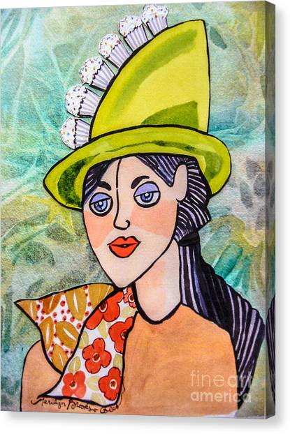 Gateau Chapeau Canvas Print