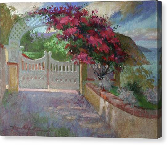Gateway Splendor - Catalina Island Canvas Print