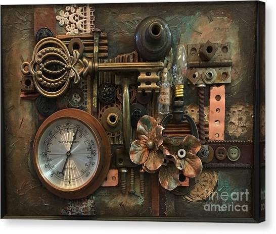 Gauge This Canvas Print