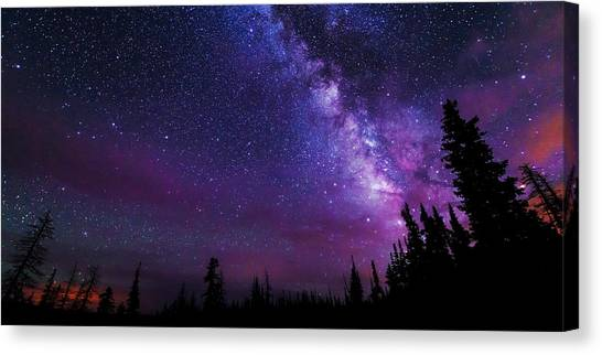 Heaven Canvas Print - Gaze by Chad Dutson