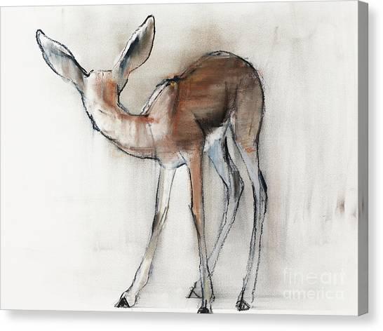 c7166860956a1 Animal Watercolor Canvas Prints | Fine Art America