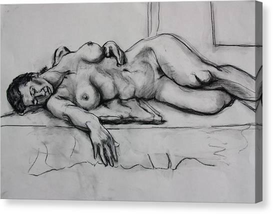 Ge Canvas Print by Dan Earle