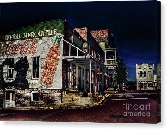 General Mercantile Canvas Print