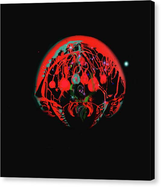 Metroid Canvas Print - Generation X by Alexander Reyes