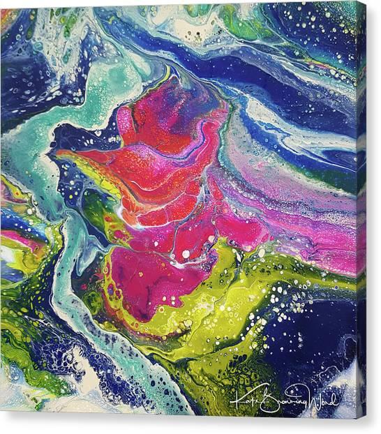 Genesis 3 Canvas Print