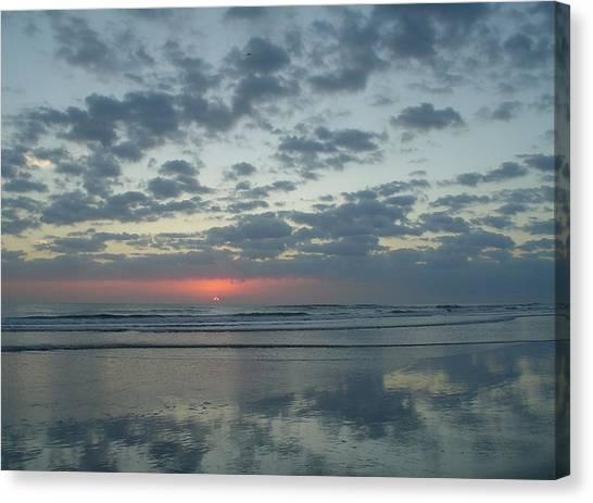 Gentle Sunrise Canvas Print