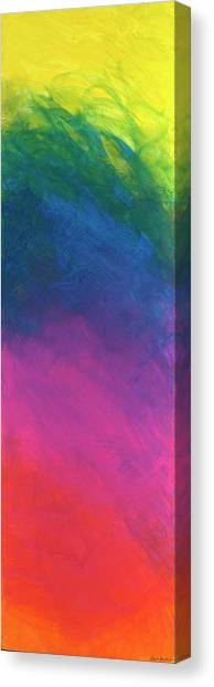 Gentle Wind Canvas Print
