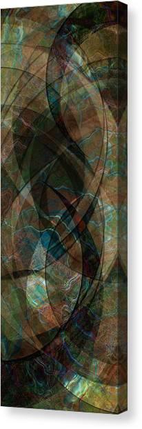 Geometry Of Chance IIi Canvas Print