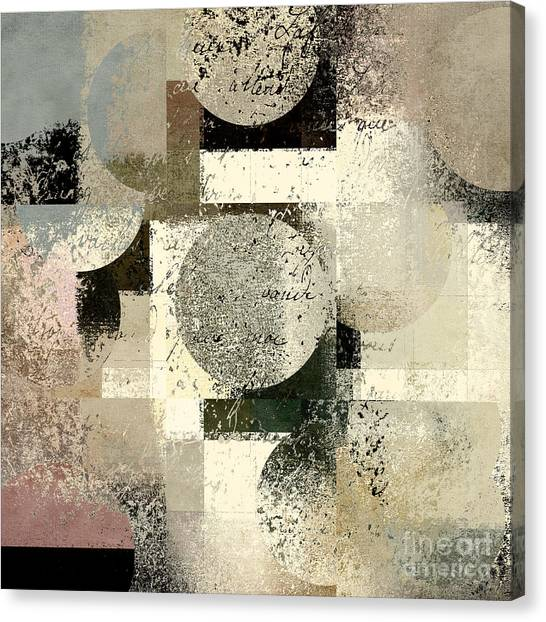 Geomix - C133et02b Canvas Print
