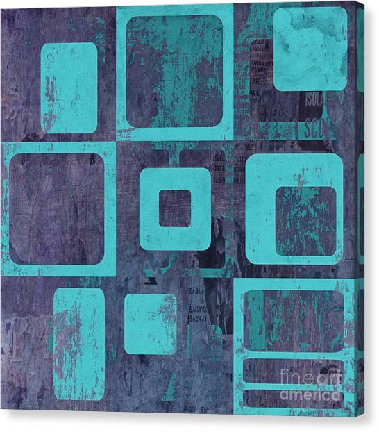 Geomix 02 - Sp06c6b Canvas Print