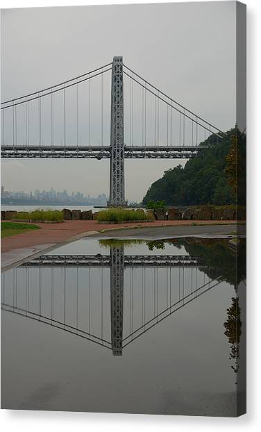 George Washington Bridge Canvas Print