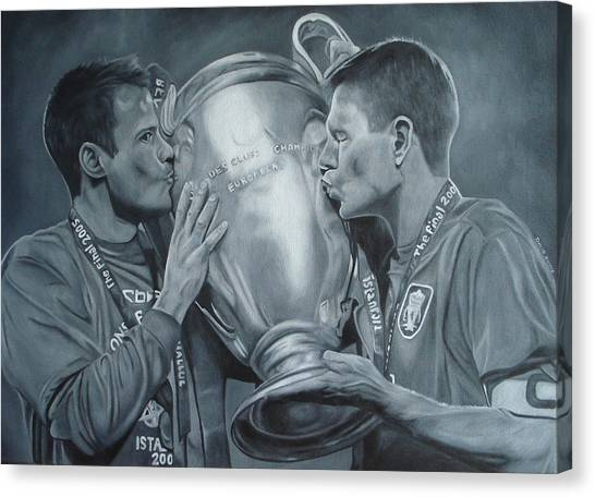 Gerard An Carragher Canvas Print