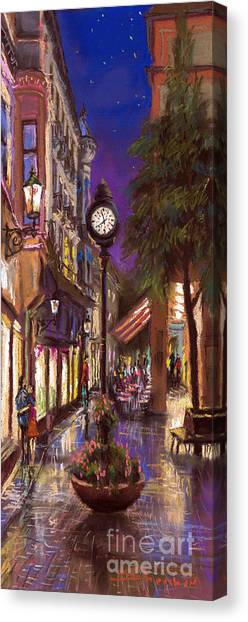 German Canvas Print - Germany Baden-baden 11 by Yuriy Shevchuk