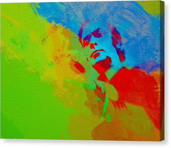 Cartera Canvas Print - Get Carter by Naxart Studio