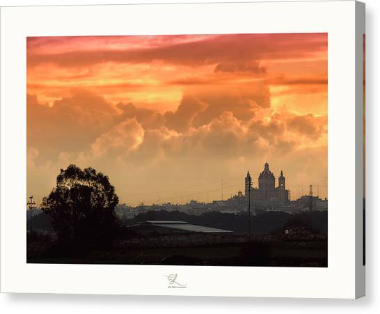 Ghaxaq Sebh - Delightful Sunrise Canvas Print