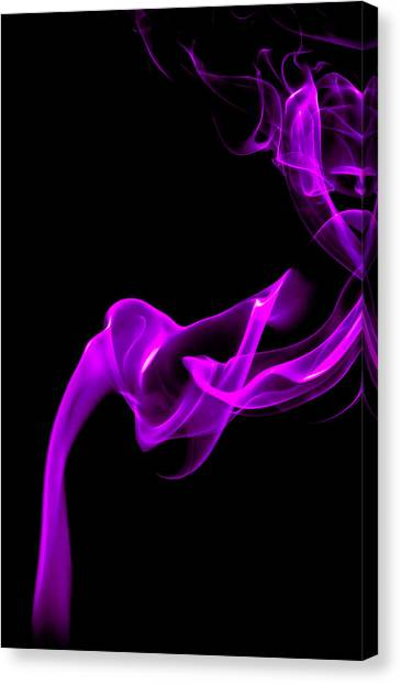 Ghost 16 Canvas Print