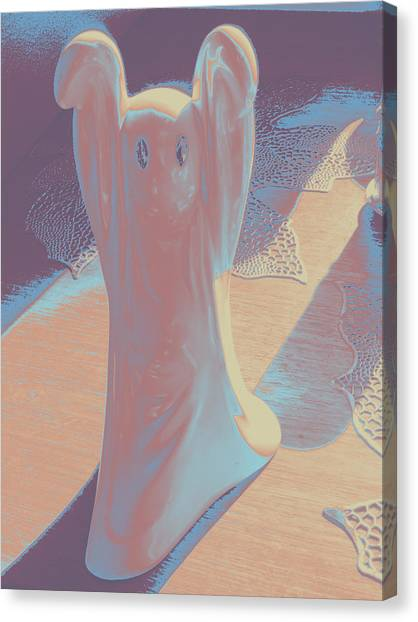 Ghost #2 Canvas Print