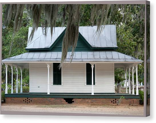 Ghosts Of Selma Canvas Print by Kimberly McKinley
