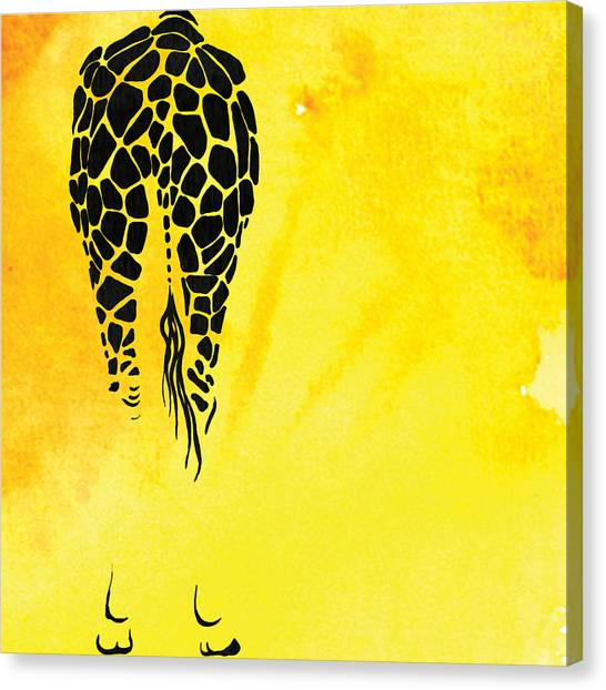 Abstract Giraffe Canvas Prints (Page #16 of 21) | Fine Art America