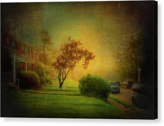 Gittings Avenue Canvas Print