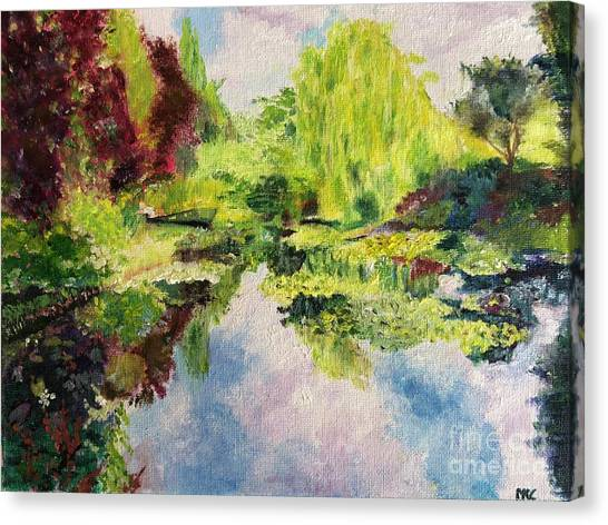 Giverney Canvas Print