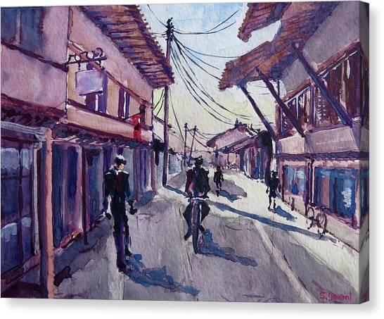 Gjakova Canvas Print