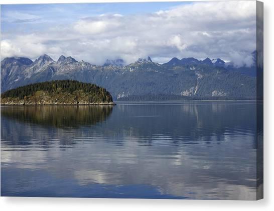 Glacier Bay 10 Canvas Print