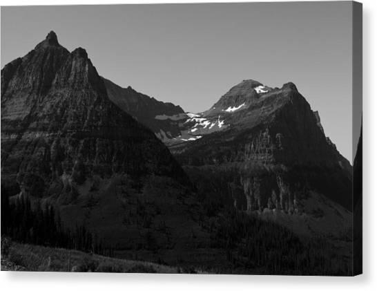 Glacier National Park 2 Canvas Print