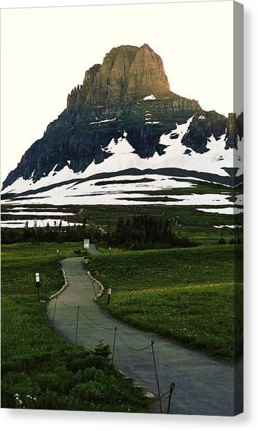 Glacier National Park 8 Canvas Print
