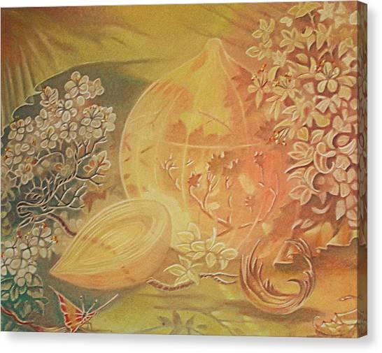 Glass Onion Canvas Print
