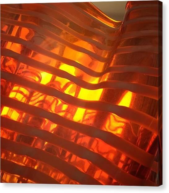 Miami Canvas Print - Glass Vase #juansilvaphotos by Juan Silva
