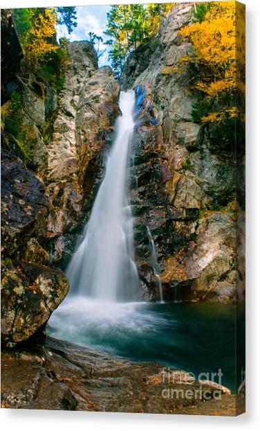 Glen Ellis Falls 1 Canvas Print