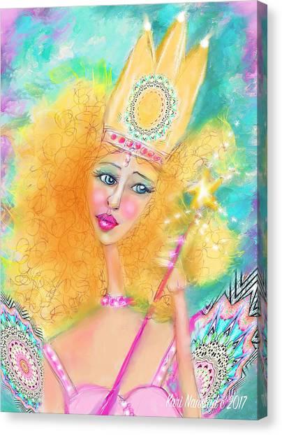 Glenda Canvas Print