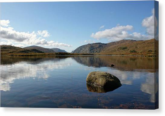 Glenveagh National Park, County Donegal, Ireland. Canvas Print