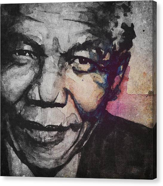 South Africa Canvas Print - Glimmer Of Hope by Paul Lovering